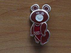 Medal USSR Olympics, Olympic Bear, Moscow 6 | eBay