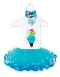 Learn  to make tutu dresses like this Giraffe Tutu Dress