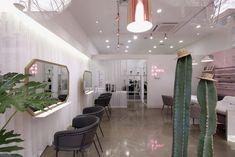 네일이 예쁘다 - 네일샵인테리어 Oversized Mirror, Divider, Room, White Nails, Furniture, Design, Home Decor, Blue Prints, Bedroom