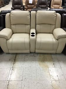 RV Furniture Dual Recliner New RV Travel Trailer Sofa Recliner Motorhome