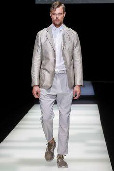 Giorgio Armani Spring-Summer 2018 - Milan Fashion Week