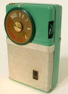 old sony radio