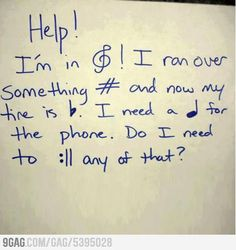 If you can read this, thank your music teacher.