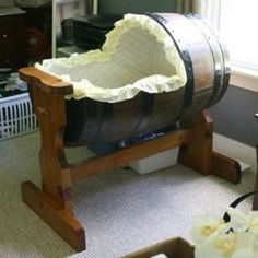 If I ever had a kid, I would get this! Or maybe I could get it to hold my wine babies.