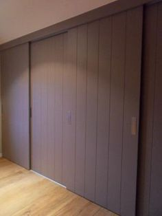 Ideas For Bedroom Design Wardrobe Armoires Bedroom Wardrobe, Home Bedroom, Bedroom Decor, Sliding Wardrobe Doors, Rustic Apartment, Build A Closet, White Bedroom Furniture, Attic Rooms, Trendy Bedroom