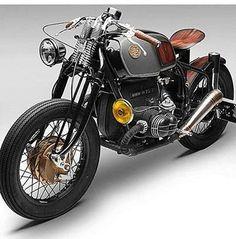 BMW Cafe Racer from @bikersdesign