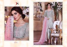 INDIAN BOLLYWOOD DESIGNER ETHNIC SALWAR KAMEEZ PAKISTANI PARTY WEAR DRESS SUITS #GeetaHandloom #SalwarKameez Pakistani Party Wear Dresses, Party Kleidung, Designer Anarkali, Pakistani Designers, Indian Bollywood, Dress Suits, Salwar Kameez, Formal Wear, Indian Fashion