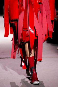 Comme des Garçons Spring 2015 Ready-to-Wear Style.com