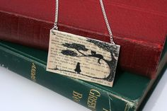 Classic Literature  Alice in Wonderland by loadofolbobbins on Etsy