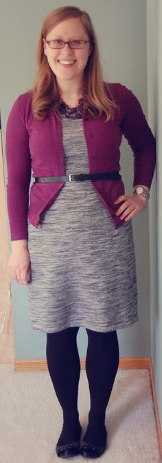 literate & stylish: winter's best dress.