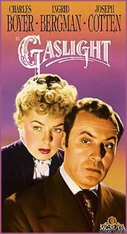 Her first movie was Gaslight, directed by George Cukor with Ingrid Bergman, Charles Boyer and Joseph Cotten, filmed in 1944 (an MGM production). This was the first movie of a great career! With this movie she got her first Oscar nomination.