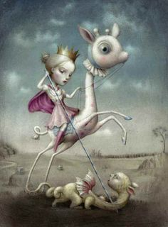 Mark Ryden - Press