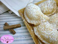 Cassatelle alla Ricotta : i deliziosi e semplici dolci tradizionali delle festività natalizie , che non possno mancare sulla tavola delle feste ! ! !
