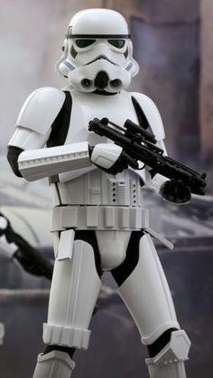 Theme Star Wars, Star Wars Fan Art, Storm Trooper Costume, Clone Trooper, Stargate, Film Science Fiction, Gi Joe, Imperial Stormtrooper, My War