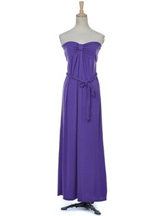 Anna-Kaci S/M Fit Purple Violet Roman Goddess « Impulse Clothes
