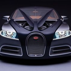 Bugatti Veyron -- There are cars, and then there are fast cars that literally sweep you off your feet. With top speed of 288 mph, and 0 to 60 in 1.8 seconds, this is as close to a rocket ship as you can get. Beauty and Style mixed with Power. Daddyiwantitnow.com