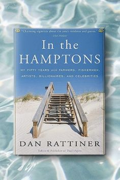 6 Juicy Beach Reads That Are Set in the Hamptons via @PureWow