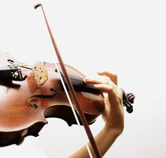 "The Violinist | ""Happiness is a thing to be practiced, like the violin."" ~ John Lubbock"