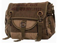 Herschel Little America 25 L Back Pack Ruck Sack Navy Tan en cuir synthétique