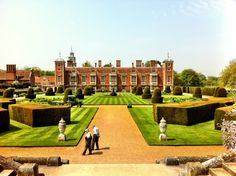"See 35 photos and 13 tips from 240 visitors to Blickling Hall & Estate. ""Wonderful building and estate in the heart of Norfolk. Uk Trip, Norfolk, Great Places, Four Square, Castles, Scotland, Ireland, Places To Visit, Europe"