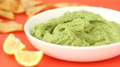 Combining these two beloved dips just might be the best snack we've ever tried. If you like guacamole, try this recipe. If you like hummus, try this recipe. We promise, you won't be disappointed.