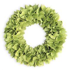 Spring Wreath- like it plain like this