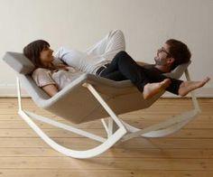 a cuddle rocking chair!