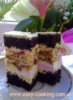 66 Super Ideas For Desserts Easy Cupcakes Sweets Sweet Desserts, Easy Desserts, Sweet Recipes, Delicious Desserts, Pastry Recipes, Cupcake Recipes, Baking Recipes, Dessert Recipes, Russian Desserts