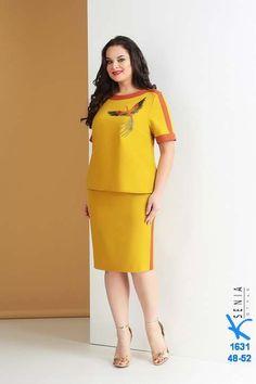 fe249825f13 Коллекция женской одежды больших размеров белорусского бренда Ksenia Style  весна-лето 2019