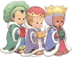 The Christmas Story by Ruth Morehead Nativity Star, Christmas Nativity, Christmas Clipart, A Christmas Story, Christmas Pictures, Christmas Art, Vintage Christmas, Beautiful Christmas Scenes, Greeting Card Companies