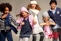 H&M Fall collection for kids