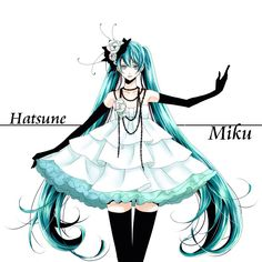 Hatsune Miku Camellia (DONE)