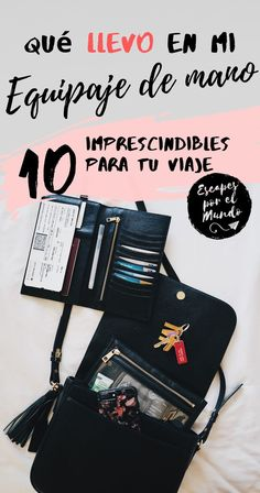 ▷ 【LIST 10 essential travel accessories to take on the plane – – The World Travel Packing, Travel Bags, Cancun Outfits, Miami Orlando, Worldwide Travel, Travel Light, Mexico Travel, Australia Travel, Travel Essentials