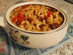 Run 4 CMT: Soup Sunday- Roasted Red Pepper and White Bean Soup