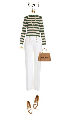 """""""Untitled #168"""" by simonethe ❤ liked on Polyvore featuring Emilio Pucci, Marni, Michael Kors, Ray-Ban, Burberry, Movado and Vince Camuto"""