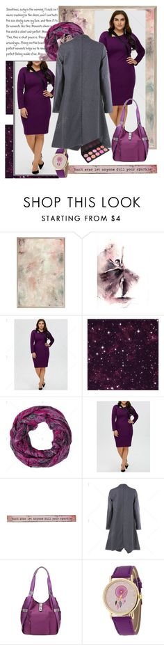 """""""Plus Size is Beautiful"""" by carola-corana ❤ liked on Polyvore featuring Natural Life"""