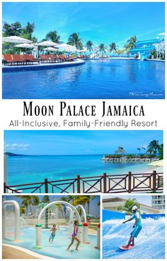 Moon Palace Jamaica All-Inclusive Resort in Ocho Rios Jamaica All Inclusive, Jamaica Resorts, Jamaica Vacation, Jamaica Travel, All Inclusive Vacations, Best Vacations, Jamaica Honeymoon, Italy Vacation, Jamaica Jamaica