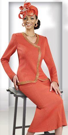 Donna Vinci Knits 2914 Womens Church Suit