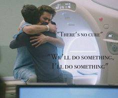 Teen Wolf was not supposed to be the type of show that could make me cry!!!!