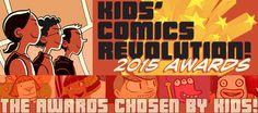 Kids Read Comics!