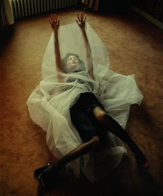By Harley Weir (Le Monde M Magazine)