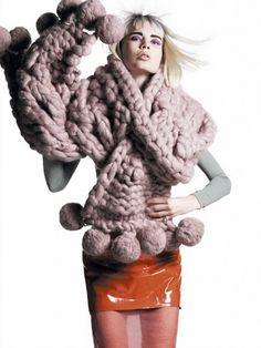 Knit Dreams from MitiMota - fuzzyfindings: Photos by Simon Burstall