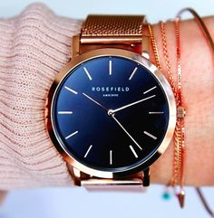 Beautiful Rosefield Watch