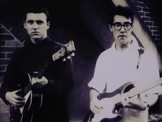 HANK MARVIN with first stratocaster 1959