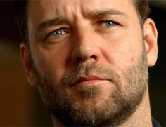 Russell Crowe, known for brawling, throwing phones, and being one hell of an actor. For the ultimate in 8 check out the movie 'Gladiator' To see him play his line to 5 check out the movie 'A Beautiful Mind'