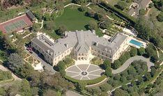 crazy_luxurious_celebrity_villas_02 Expensive Houses, Most Expensive, Palm Beach, Villas, Kensington Palace Gardens, Brentwood California, Melrose Place, Florida, Los Angeles Homes