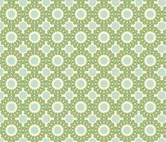 Roundy fabric by katty on Spoonflower - custom fabric