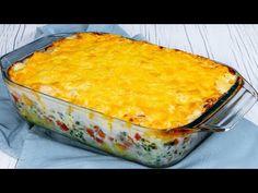 Cum sa prepari rapid musaca de cartofi si sunca – o combinatie satioasa | SavurosTV - YouTube