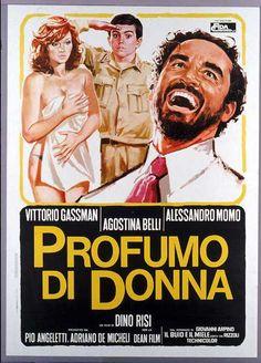 Profumo di donna 1974 di Dino Risi con Vittorio Gassman, Agostina Belli e Alessandro Momo.