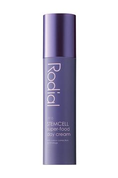 The high antioxidant content of the superberry scrounge up dark-spot causing free radicals. Rodial Stem Cell Super-food Day Cream SPF 15, $62, us.spacenk.com.   - HarpersBAZAAR.com